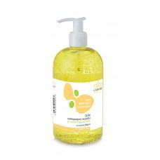 Camoil Johnz Hand Sanitizing & Cleansing Gel (Αντισηπτικό Ζελέ καθαρισμού χεριών με οινόπνευμα 70% άρωμα λεμόνι, πανθενόλη & αλόη) 500ml