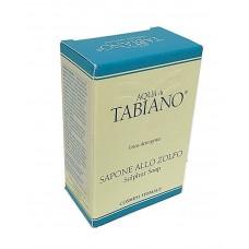 Aqua Di Tabiano Sapone Allo Zolfo (Sulphur Soap 100gr)