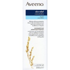 AVEENO SKIN RELIEF SOOTHING BODY LOTION MENTHOL 200ML