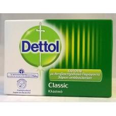 Dettol classic Σαπούνι αντιβαkτηριδιακό 100gr