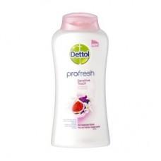 Dettol pro fresh κρεμοντούς sensitive touch 250ml