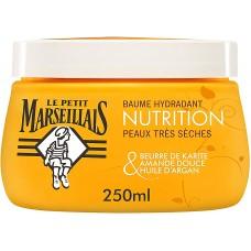 LE PETIT MARSEILLAIS Body Cream Karite & Argan 250ml