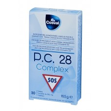Cosval p.c. 28 complex 30 tabl. bt. 16,5gr