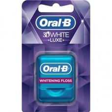 ORAL B DENTAL FLOSS 3D WHITE 35M (ΝΗΜΑ)
