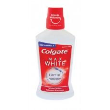 COLGATE Max White διάλυμα για λευκότερα δόντια χωρίς αλκοόλη 500ml