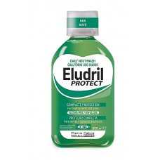 ELUDRIL PROTECT DAILY MOUTHWASH 500ml