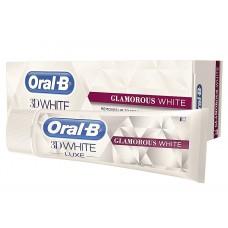 ORAL B 3D WHITE GLAMORUUS WHITE ΟΔΟΝΤΟΚΡΕΜΑ 75ML