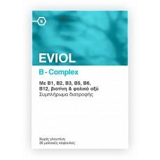 EVIOL B-COMPLEX 30 SOFT CAPS