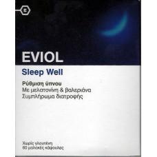 EVIOL Sleep Well capsx60