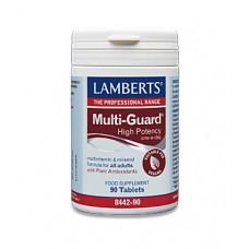 LAMBERTS MULTI GUARD HIGHT POTENCY  BT. 90 TABL.