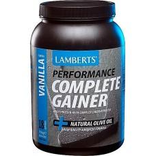 LAMBERTS PERFORMANCE COMPLETE GAINER  (WEIGHT GAIN) VANILLA 1816GR