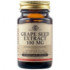 SOLGAR GRAPE SEED EXTRACT 100GR 30VCAPS