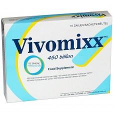 AM Health Vivomixx 450 Billion  10 sach (Συμπλήρωμα Προβιοτικών, 10 φακελάκια)