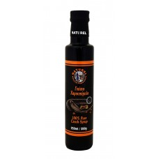 Naturel health products γνήσιο χαρουπόμελο 250ml/350gr