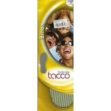 Tacco footcare ανατομικός πάτος χλωροφύλης No 40 cod 0701