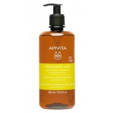 Apivita propoline frequent use shampoo (Σαμπουάν για συχνό λούσιμο με χαμομήλι και μέλι) 500ml