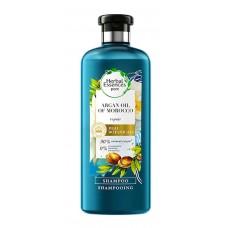 Herbal Essences Pure Έλαιο Argan Σαμπουάν Αναδόμηση  400ml