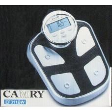 Campy ζυγός δαπέδου, λιπομετρητής, μετρητής ενυδάτωσης.