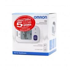 Omron Ηλεκτρονικό Πιεσόμετρο Ψηφιακό Καρπού RS4