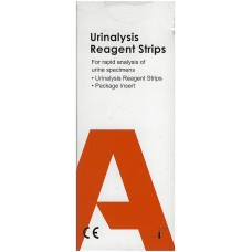 Urinalysis Reagent Strips bt. X 100 (Τεστ ούρων 10 παραμέτρων)
