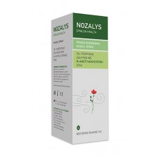 Epsilon Health Nozalys Nasal Spray 3% fl. 20ml