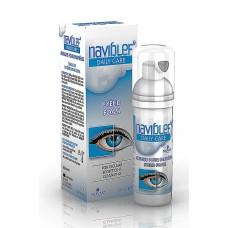 NOVAX NAVIBLEF DAILY CARE Οφθαλμικός αφρός καθαρισμού για καθημερινή χρήση 50ml