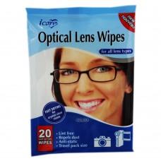 I CARE Optical Lens Wipes BT. X 20