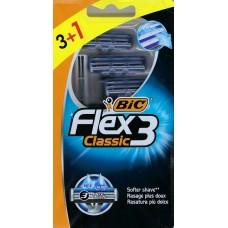 Bic Comfort Flex 3 Ξυραφάκια (3+1 Δώρο)