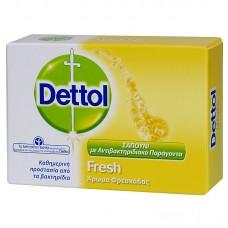 DETTOL SOAP FRESH 100GR (ΑΝΤΙΣΗΠΤΙΚΟ)