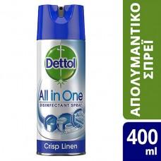 DETTOL DIS SPRAY MOUNTAIN AIR 400ML