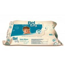 HARTMANN BEL BABY WIPES 60 PCS