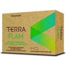 Genecom Terra Flam caps. bt. 15 X 120.000 UI/g