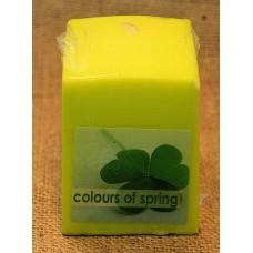 Αρωματικό κερί colours of spring