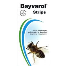 Bayvarol strips bt. 20 X 6,61g