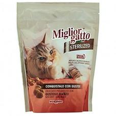 Migliot gatto sterilized κροκέτα γάτας με μοσχάρι 400gr